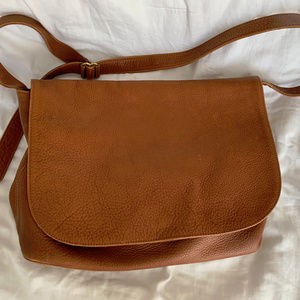 COACH Vintage Large Tan Bag
